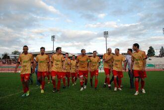 Ipiranga: campeão da Primeira Divisão
