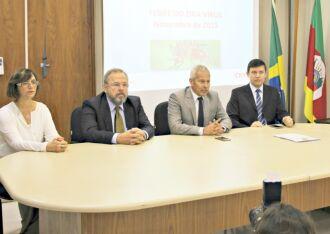 Secretário afirmou que é responsabilidade da pasta estar preparado para evitar aparecimento do vírus