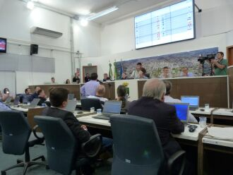 Próximos vereadores a ocupar plenário precisaram se enquadrar no quociente eleitoral
