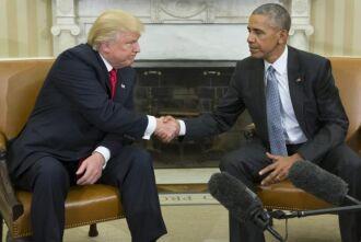 Obama disse que tentará facilitar a transição