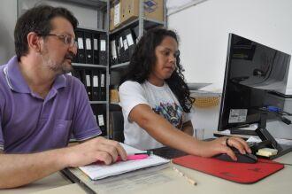 Edivânia é uma das aprovadas no sistema de cotas do município de Pontão