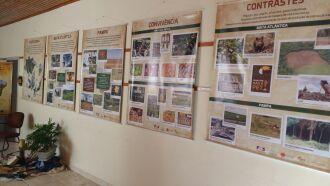 Agentes Cáritas realizaram encontro na última semana para discutir o tema da campanha e compreender os biomas brasileiros