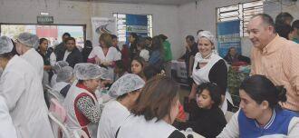 37ª edição do Programa Prefeitura Bairro a Bairro aconteceu nesse sábado (20),