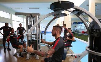Atividade do Inter na Toca da Raposa