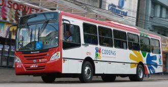 Os veículos novos devem ser diferentes destes que já circulam pela cidade. Novo layout deve ser divulgado em breve