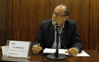 Diretor do SIMERS, Jorge Eltz