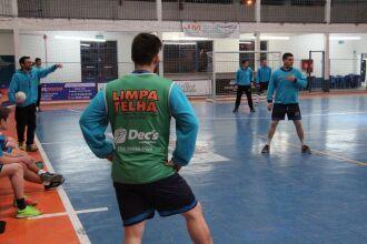 PF Futsal: treinamentos de olho na tabela