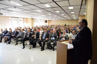 Um evento marcou a abertura da Semana do Orçamento, do qual participaram técnicos de todas as secretarias e órgãos do governo