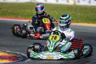 Floss terminou na sexta colocação