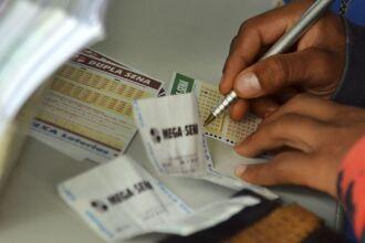 Apostas podem ser feitas em lotéricas