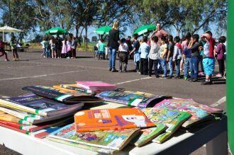 O município de Carazinho recebeu as ações do Jornalendo nos dias 17 e 18 de agosto. Ao todo, quase 800 crianças passaram pela Estação de Leitura, montada no estacionamento da UPF, campus Carazinho