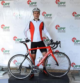 Lorenzo participou do 3º Desafio Integração Ciclismo de Estrada