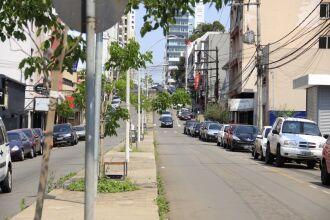 Atividades acontecem na rua Independência, entre a rua Capitão Eleutério e a rua Fagundes dos Reis