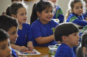 O período inicia no dia 1º de novembro e vai até o dia 30 de novembro, conforme organização de cada unidade escolar.