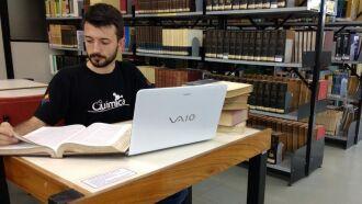 Maurício Vincenzi é quem desenvolve o estudo