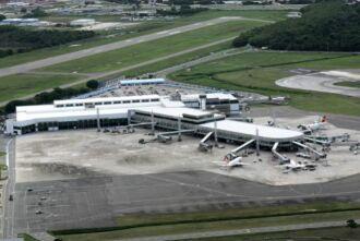 Bahia - A concessão do Aeroporto Internacional de Salvador foi leiloada no primeiro semestre do ano