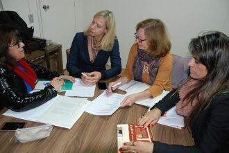 Voluntárias da ONG acompanham passo a passo todo o trabalho desenvolvido na Leão XIII