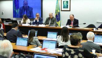 Marcos Rogério (DEM-RO) afirmou, ao encerrar a reunião desta terça-feira 11), que nao convocará novas sessões do Escola Sem Partido
