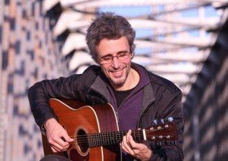 Escritor, compositor e cantor Vitor Ramil