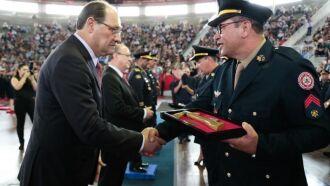 Sartori destacou que a separação do CBMRS da Brigada Militar ocorreu para deixar a instituição mais moderna e eficiente