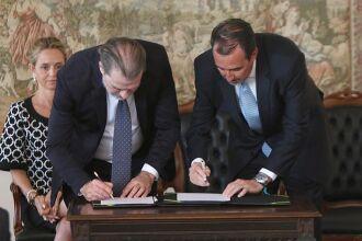 Convênio foi assinado em Brasília