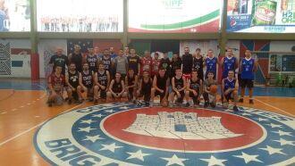 Tiradentes: basquete em alta
