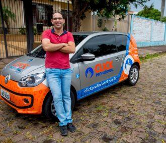 Anderson Moura, fundador do Click Profissional