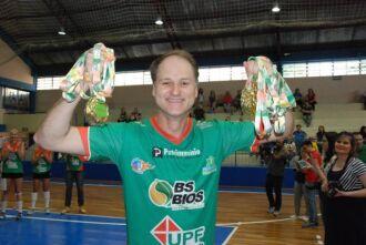 Gilberto Bellaver: técnico bicampeão gaúcho
