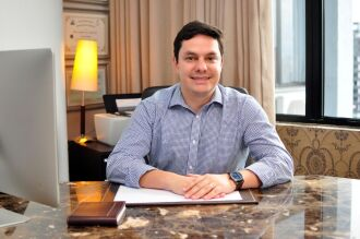 Dr. Diego Giacomini é médico psiquiatra