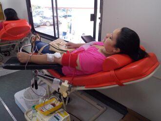 Hemopasso vai disponibilizar unidade móvel para captação de sangue no Hospital de Clínicas, nesta sexta-feira, 14