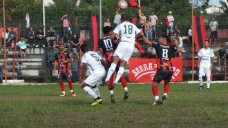 Sapucaiense e Gaúcho ficaram no 0 x 0
