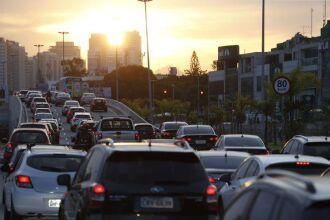 Os acidentes de trânsito são a segunda maior causa de mortes externas no país