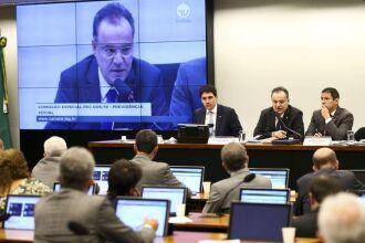 A Comissão Especial da Reforma da Previdência discute o parecer do relator pelo quarto dia