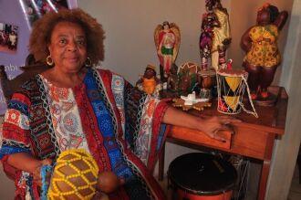 Djanira Ribeiro, 76, estava internada desde o dia 15 de junho