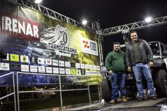 Lenger e Ricci mantém a parceria no Transcatarina