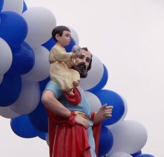 A Festa de São Cristóvão é uma das mais tradicionais do município