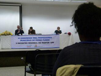 Cerca de 1,5 mil educadores da rede municipal de ensino participaram das conferências pedagógicas promovidas pelo CMP Sindicato