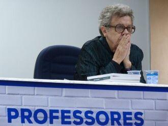 Wrana atua no magistério há mais de 50 anos. Atualmente, se mantém lecionando na UFRGS