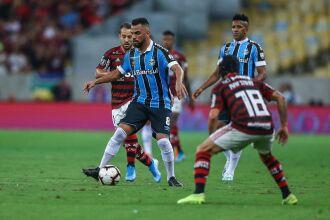 Grêmio não conseguiu evitar a goleada