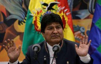 A votação para escolher o presidente da Bolívia foi realizada no último domingo (20)