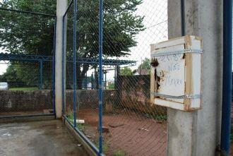 Espaço escolar está interditado desde maio por comprometimento no sistema de fiação elétrica