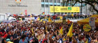 Decisão pela greve foi definida em assembleia na Capital Crédito: