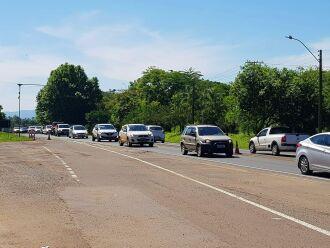 PRF registrou 2.123 infrações de trânsito este ano