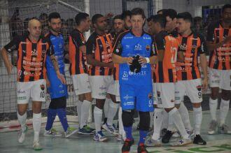 Passo Fundo Futsal terá de vencer em Erechim para seguir na Liga