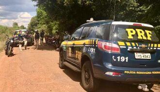 Quase 60 veículos foram fiscalizados