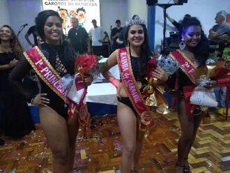 Rainha e princesas já iniciaram divulgação do Carnaval 2020