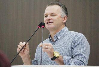 Vereador alega descontentamento com as cúpulas estaduais e federais do PSL
