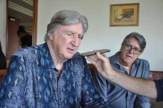 Projeto musical vai percorrer as décadas de carreira dos dois artistas