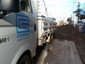 Atualmente, a Corsan realiza obras na Bacia do Arroio Pinheiro Torto