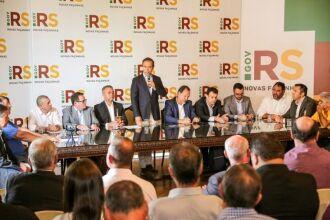 Em reunião para tratar da situação de estiagem, Luís Augusto Lara disse que será necessário reforçar o pedido de apoio ao governo federal